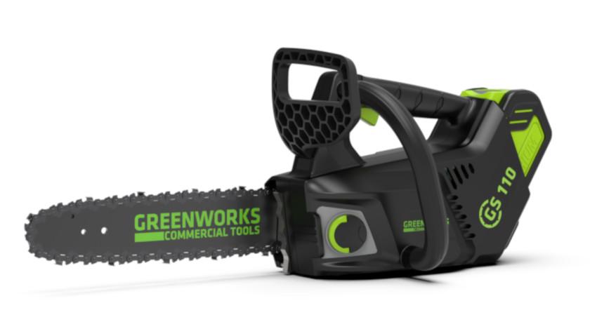 Nuova motosega da potatura Greenworks