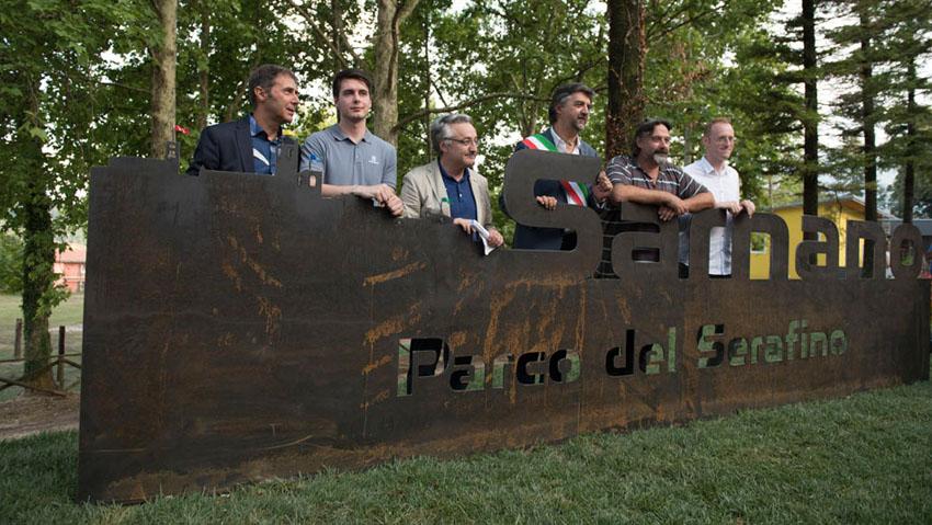 A due anni dal terremoto, un parco per ricominciare
