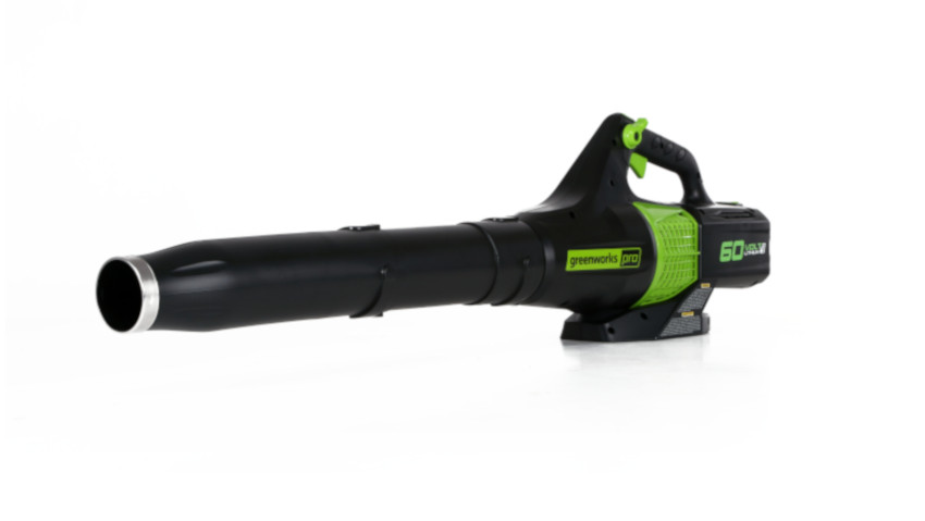 Nuovo soffiatore a batteria Greenworks
