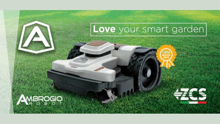 La nuova generazione di Ambrogio robot a Eima