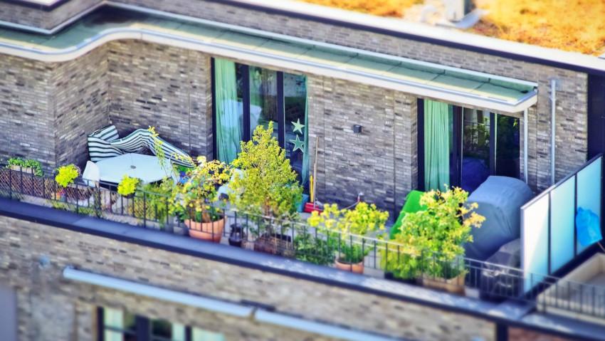 Progettare balconi e terrazzi: nuovo corso