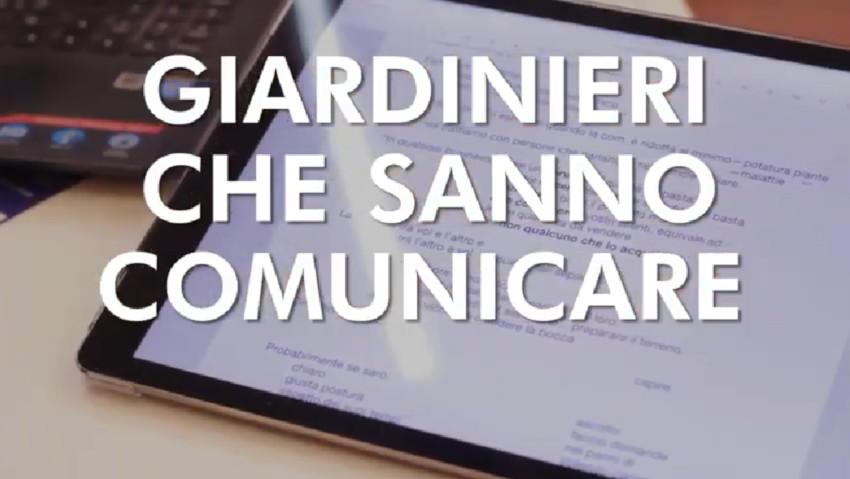 Professione giardiniere: come comunicare