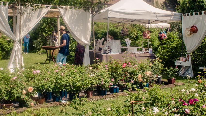 Torna il Garden Festival a Castello Quistini