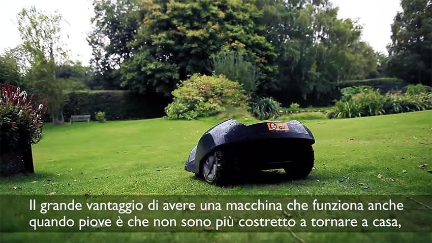 Husqvarna: la terza generazione di Automower