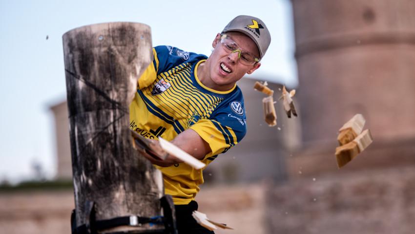 Stihl Timbersports, come seguire la diretta