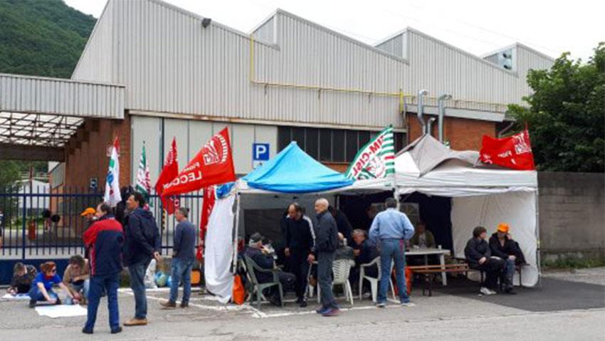 In forse la produzione McCulloch in Italia