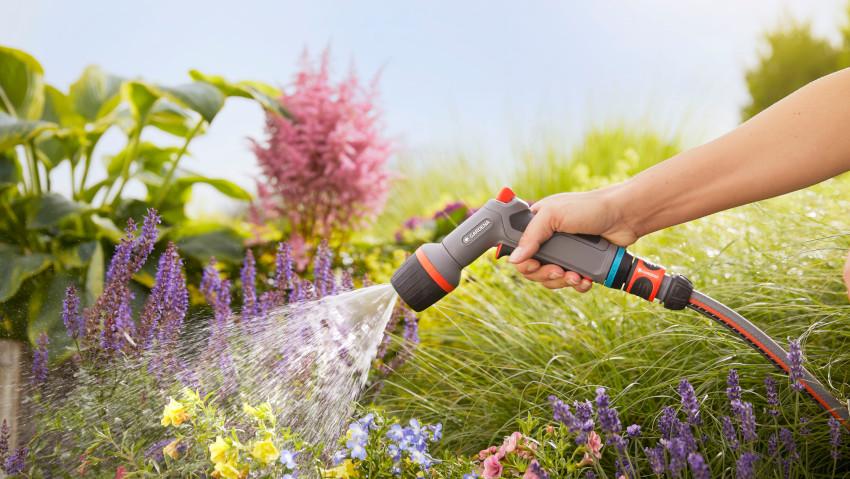 Lance per l'irrigazione, novità per i balconi