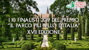 Quale sarà il Parco più bello d'Italia 2019?