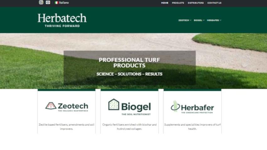 Herbatech lancia il nuovo sito, con lo shop B2B