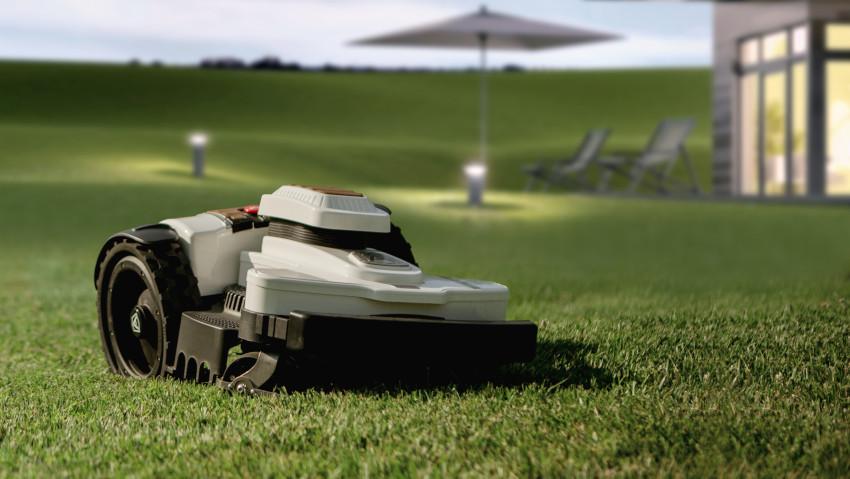 Ambrogio Robot 4.0, design Made in Italy da esposizione