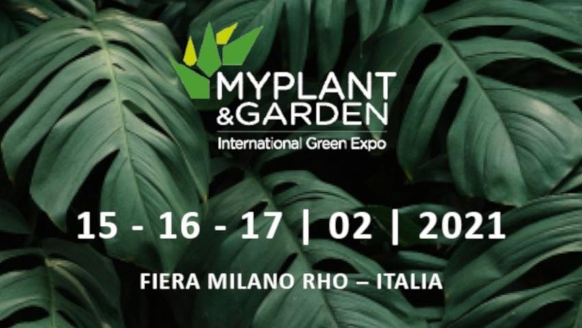 Myplant & Garden rimandata al 2021