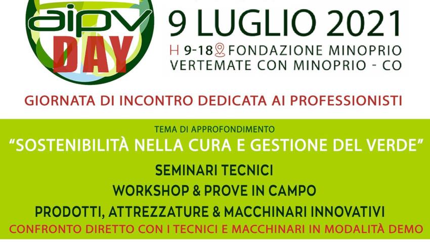AIPV Day, il programma completo