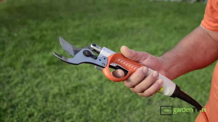 Stihl: forbici elettriche e altri attrezzi a Demogarden
