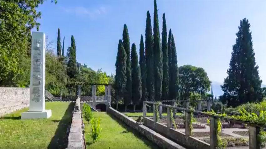 Il Parco Più Bello d'Italia 2012: il Vittoriale