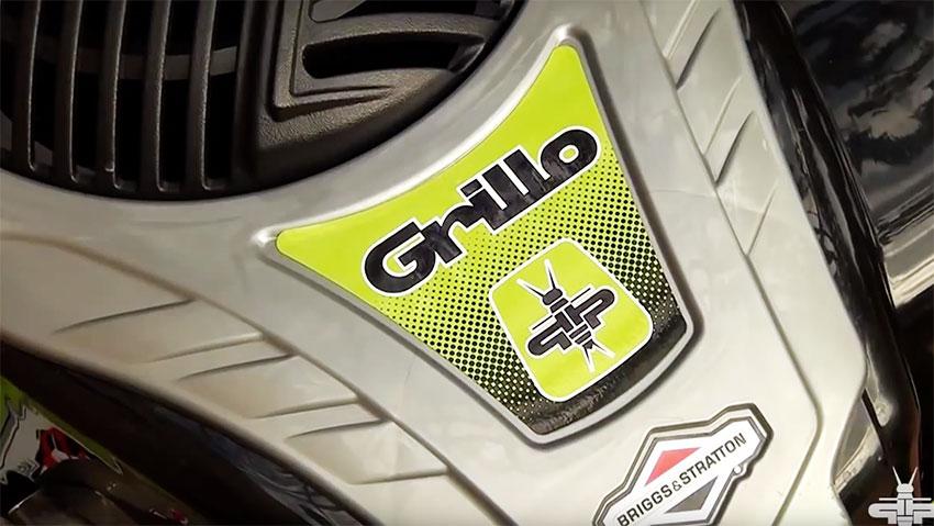 Grillo G Z1, motozappa ideale per orto e giardino