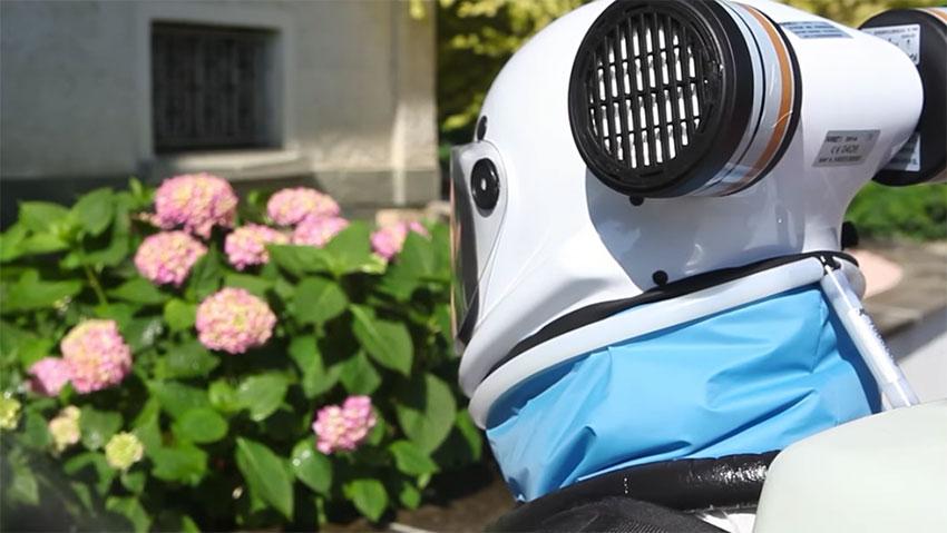 Antiparassitari, ecco il casco per proteggersi