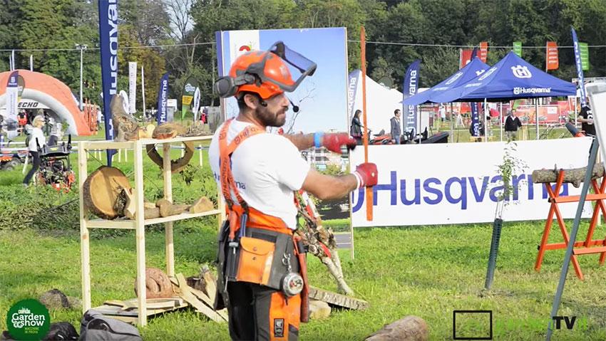 Formazione per potare alberi e uso motosega con 3T
