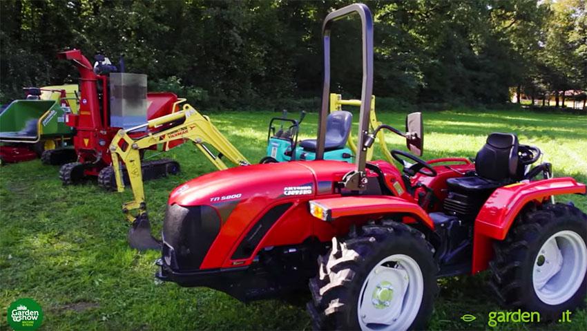 Agri Brianza, noleggio e vendita macchine giardino