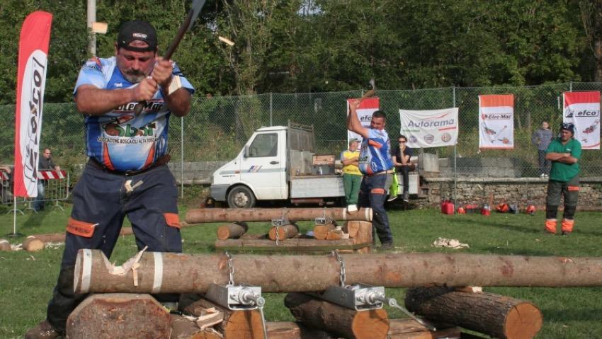 Al via il Campionato Italiano di Triathlon del Boscaiolo