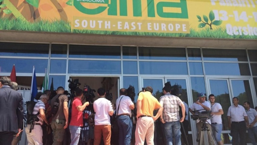 Macchine agricole: l'Eima parte bene dai Balcani