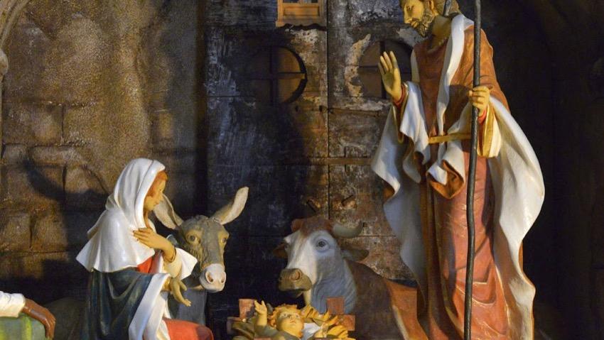 Il presepio del Papa arriva da Verona