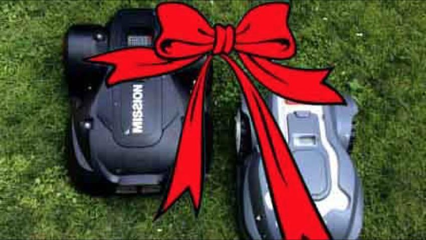 A Natale metti un drone da giardino sotto l'albero