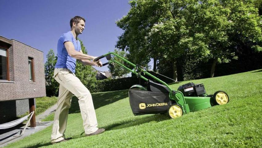 Dati Morgan: macchine da giardino in crescita