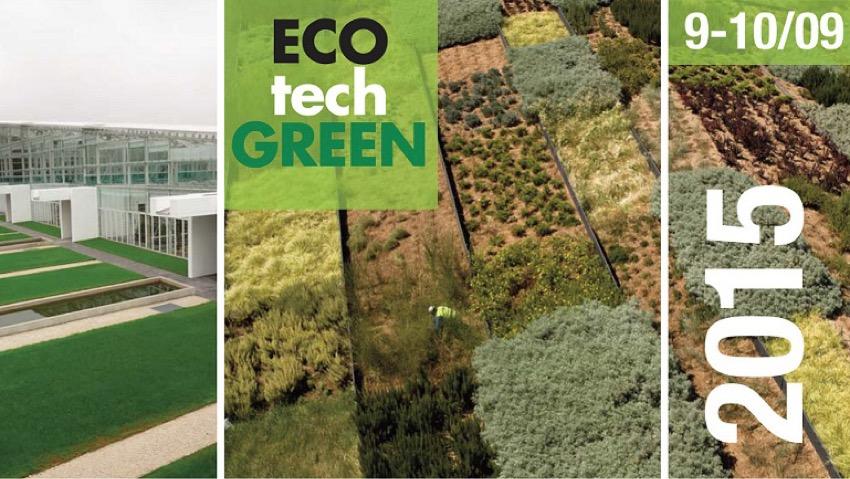 Nuova edizione di EcoTechGreen 2015