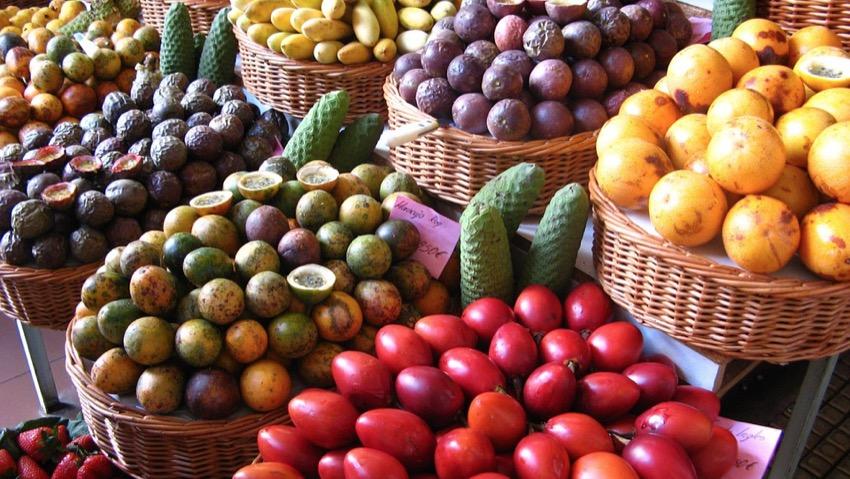 Frutta esotica made in Italy in Sicilia