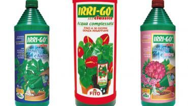 Fito Irri-Gò per irrigare le piante in vacanza
