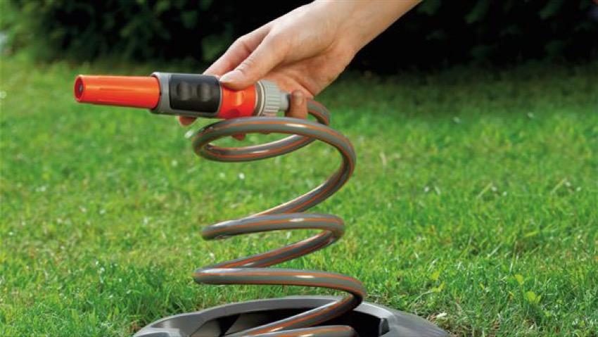 Tubi da giardino: ecco gli ultimi modelli Gardena