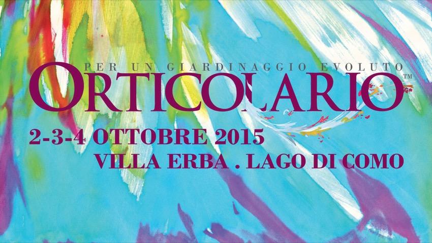 Orticolario, via alla settima edizione