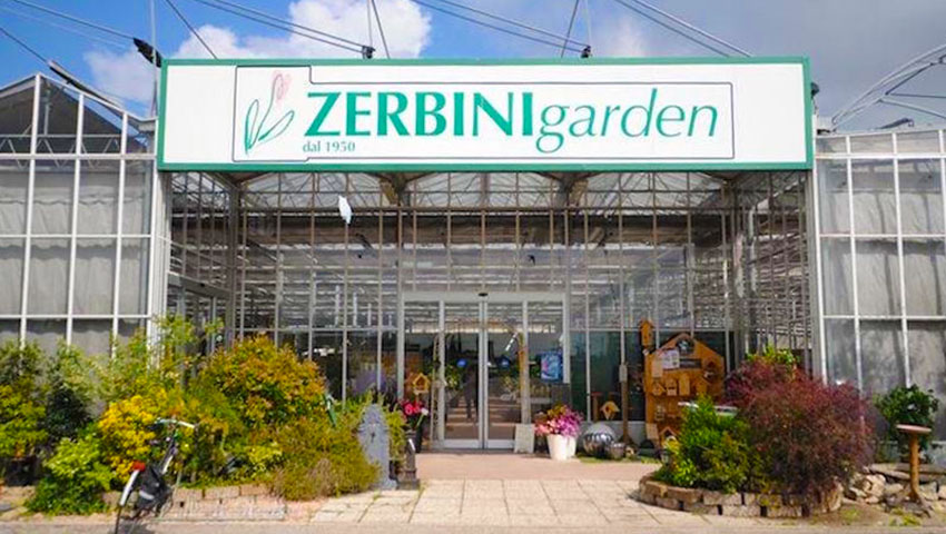 Zerbini Garden dal 1950