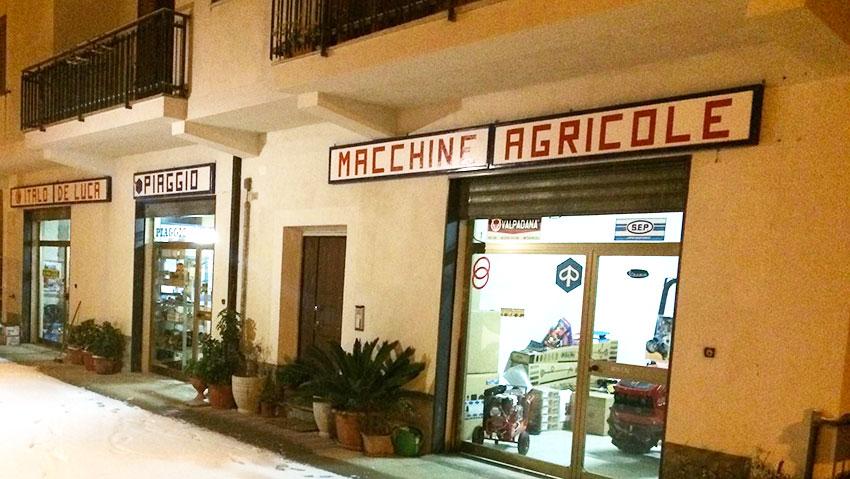De Luca macchine agricole e industriali