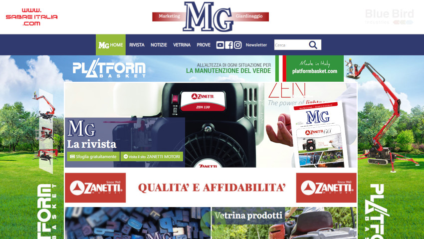 MG Marketing Giardinaggio