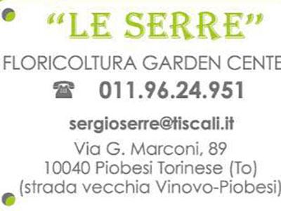 Le Serre Floricoltura Garden Center