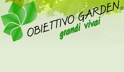 Obiettivo Garden Grandi vivai