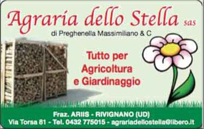 Agraria dello stella