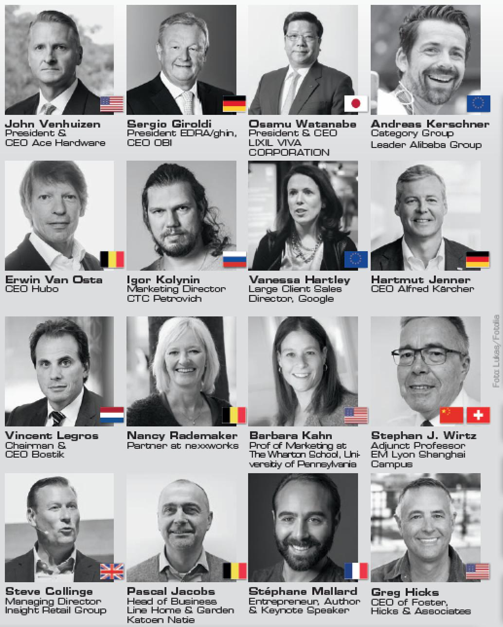 Global DIY 2019 - Programma