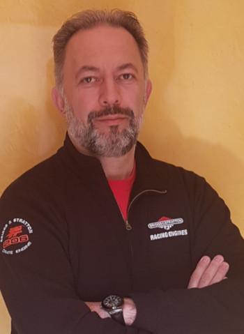 Araldo Da Pozzo, Sales Manager South Europe Briggs & Stratton