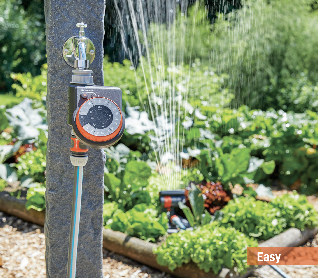 Computer irrigazione Gardena